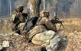 जम्मू-कश्मीर के नौगाम में सुरक्षाबलों और आतंकियों के बीच मुठभेड़, इंटरनेट सर्विस बंद- India TV