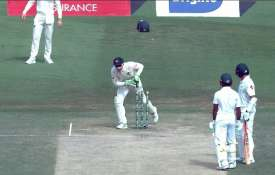 Azhar Ali involves in a comical run-out- India TV