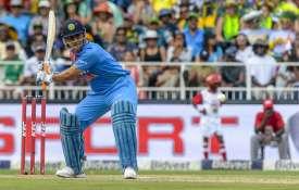 भारतीय टीम में जगह हासिल करनी है तो घरेलू क्रिकेट खेलें एमएस धोनी: मोहिंदर अमरनाथ- India TV