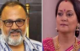 Alok Nath and Himani Shivpuri- India TV