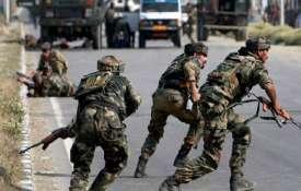 जम्मू-कश्मीर के श्रीनगर में तीन आतंकी ढ़ेर, एक जवान शहीद- India TV