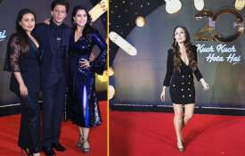 Rani kajol kareena nad shahrukh khan- India TV