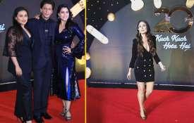 Rani kajol kareena nad shahrukh khan- India TV
