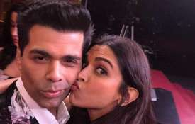 Karan Johar, Deepika Padukone- India TV