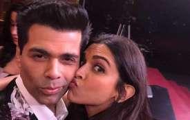 Karan Johar, Deepika Padukone- India TV