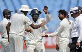 <p>भारतीय टीम...- India TV
