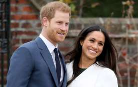 Prince Harry and Meghan Markle - India TV