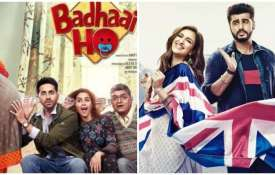badhaai ho, namaste england- India TV