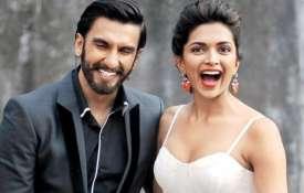 Ranveer Singh, Deepika Padukone - India TV