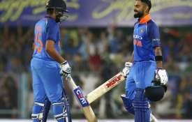 कोहली और रोहित- India TV
