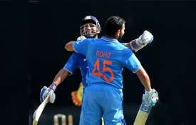 Rohit and Rahane- India TV