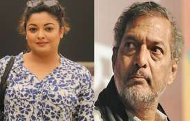 Tanushree Dutta and Nana Patekar- India TV