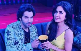 Varun Dhawan, Katrina Kaif- India TV