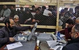 Jammu Kashmir Civic Body Polls Results 2018: जम्मू एवं कश्मीर निकाय चुनाव के लिए मतगणना जारी- India TV