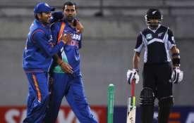 Rohit Sharma and Praven Kumar- India TV