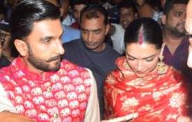 Ranveer Singh, Deepika Padukone- India TV