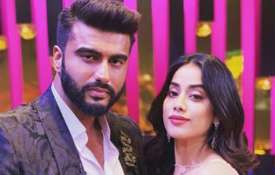 Arjun Kapoor, Janhvi Kapoor- India TV