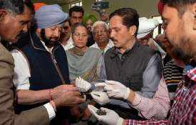 Punjab Chief Minister Capt Amarinder Singh...- India TV