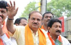 Union Minister Ananth Kumar passes away at 59 | Facebook- India TV