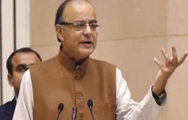 Arun Jaitley File photo- India TV