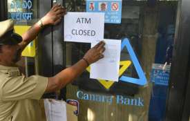 ATM Closed- India TV