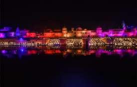 Ayodhya Deepostav: सरयू तट...- India TV