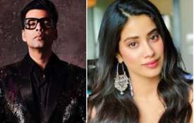Karan Johar, Janhvi Kapoor- India TV