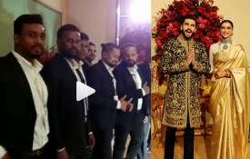 Deepika Padukone-Ranveer Singh Bengaluru Wedding Reception- India TV