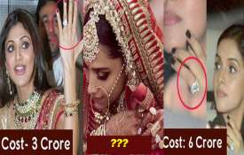 Bollywood Actress  engagement rings...- India TV