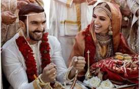 Ranveer singh and deepika padukone- India TV