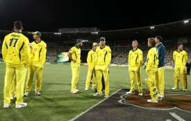 Australia Cricket Team- India TV