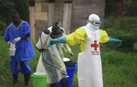 Death toll tops 200 in Democratic Republic of Congo Ebola outbreak | AP- India TV