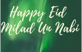 happy Eid milad ul nabi- India TV