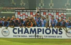 India vs West indies T20: भारत ने वेस्टइंडीज का 3-0 से किया सफाया, आखिरी मैच में चला शिखर धवन-पंत का- India TV