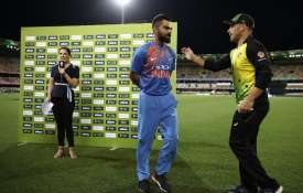 Aaron Finch and Virat Kohli- India TV