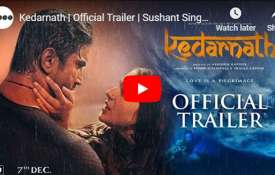 Kedarnath | Official Trailer | - India TV