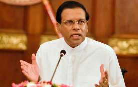 Sri Lanka President Maithripala...- India TV