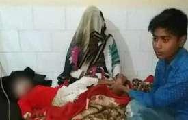 बच्ची के मुंह में पटाखा फोड़ने की घटना को पुलिस ने बताया संदिग्ध, आरोपी अब भी फरार- India TV