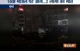 Two killed in Andheri fire- India TV