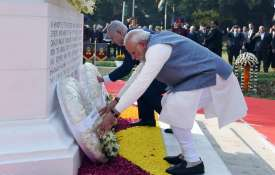 PM Narendra Modi pays tribute to Indian soldiers who fought in World War I | Facebook File Photo- India TV