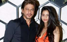 Suhana and Shahrukh- India TV