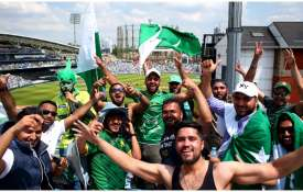Pakistan fans- India TV