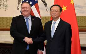 Mike Pompeo and Yang Jiechi | AP- India TV