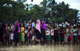 Bangladesh repatriates Rohingya refugees to Myanmar | AP Representational- India TV