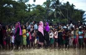 Bangladesh repatriates Rohingya refugees to Myanmar | AP Representational- India TV