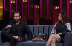 <p>saif and sara ali...- India TV