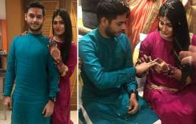 Selfie Mausi Sidharth Sagar Engagement: - India TV