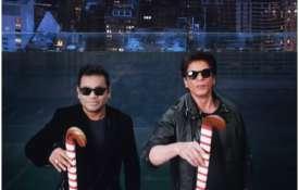 A.R Rahman and shahrukh khan- India TV