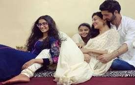 <p>sushmita sen and rohman...- India TV