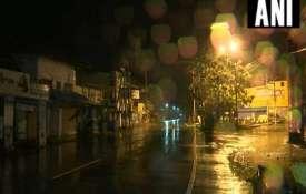 Tamil Nadu: Visuals of rainfall from Nagapattinam....- India TV